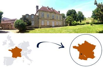 Château La Brande - Bordeaux - Francia - 2014