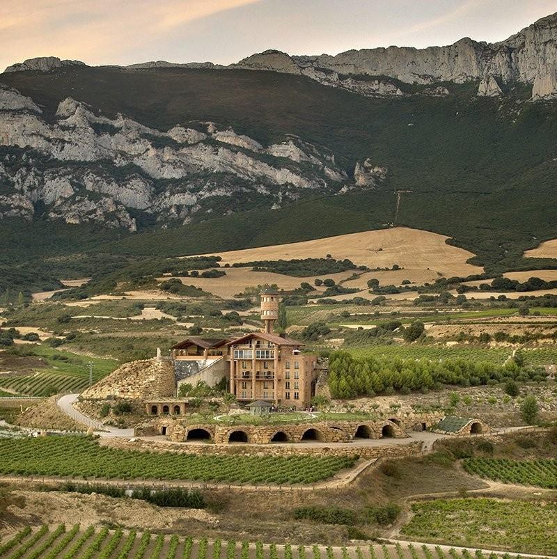 Eguren Ugarte - Rioja - España - 2016
