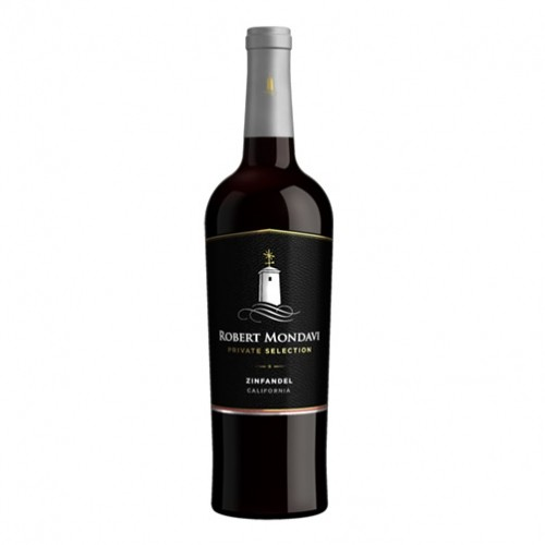 Bodega Robert Mondavi - Private Selection - Zinfandel - California - EEUU - 2017