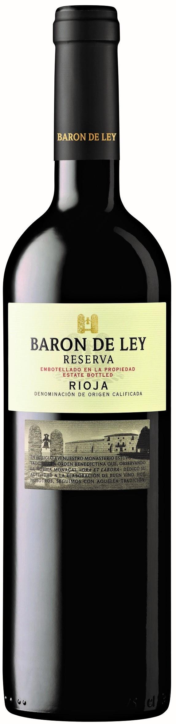 Barón de Ley - Reserva - España - 2013