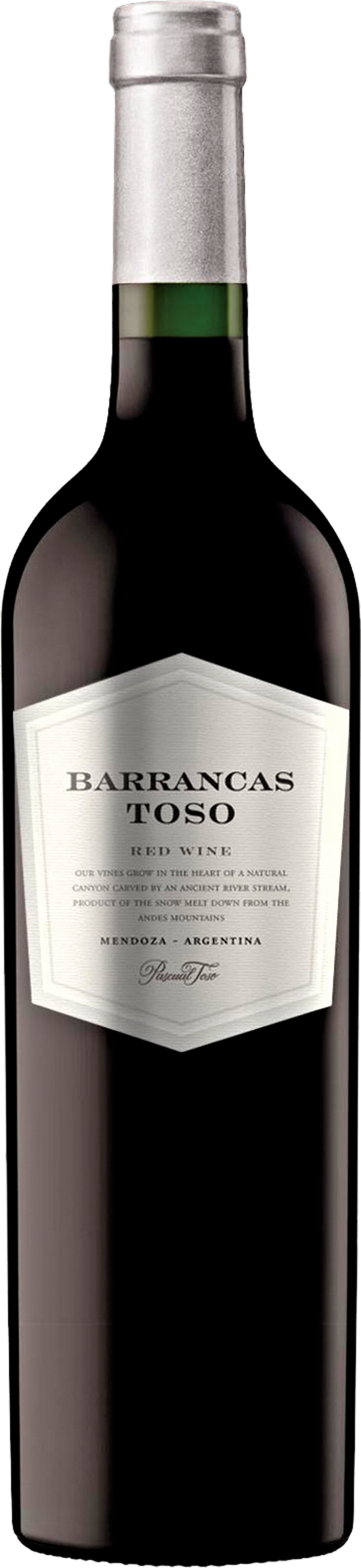 Bodega Pascual Toso - Barrancas - 2015