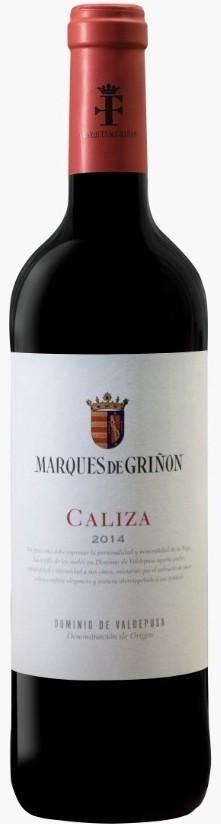 Bodega Marqués de Griñón - Caliza - 2014