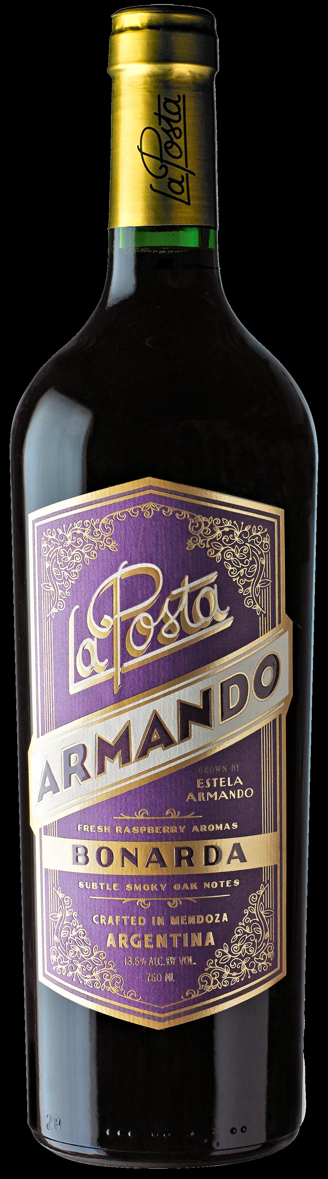 La Posta - Armando - Bonarda - 2015