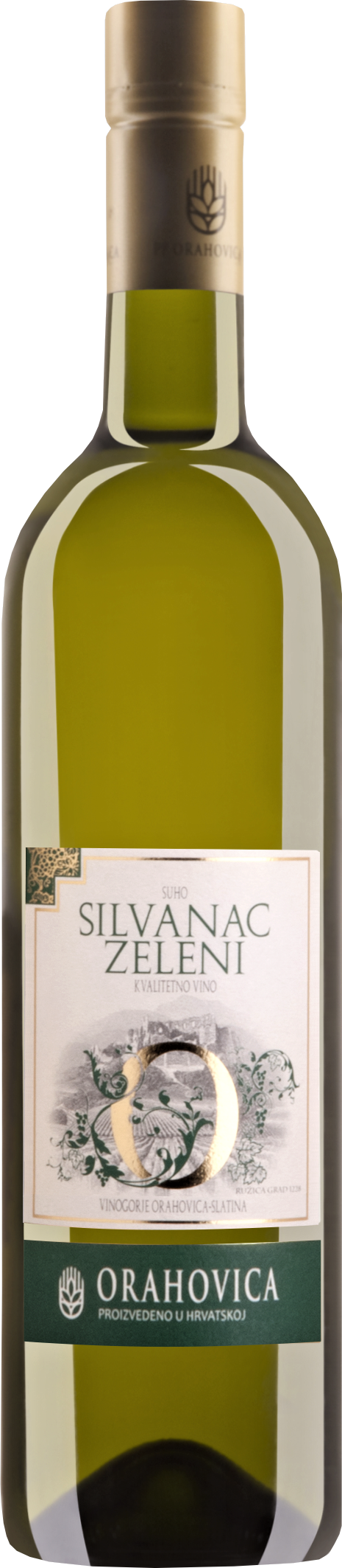 Orahovica - Silvaner - Croacia - 2019