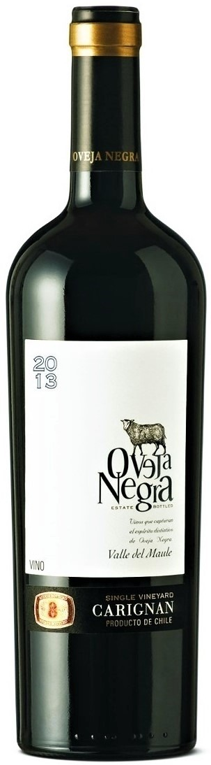 Via Wines - Oveja Negra - Carignan - Single Vineyard - 2013