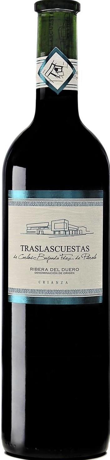 Traslascuestas - Crianza - Ribera del Duero - España - 2015
