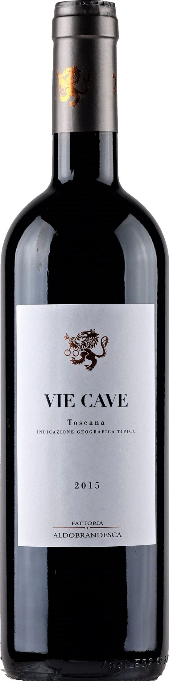 Bodega Aldobrandesca - Vie Cave - 2015