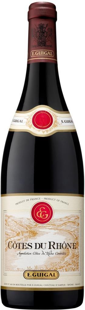 E. Guigal - Côtes du Rhône - Tinto - 2013