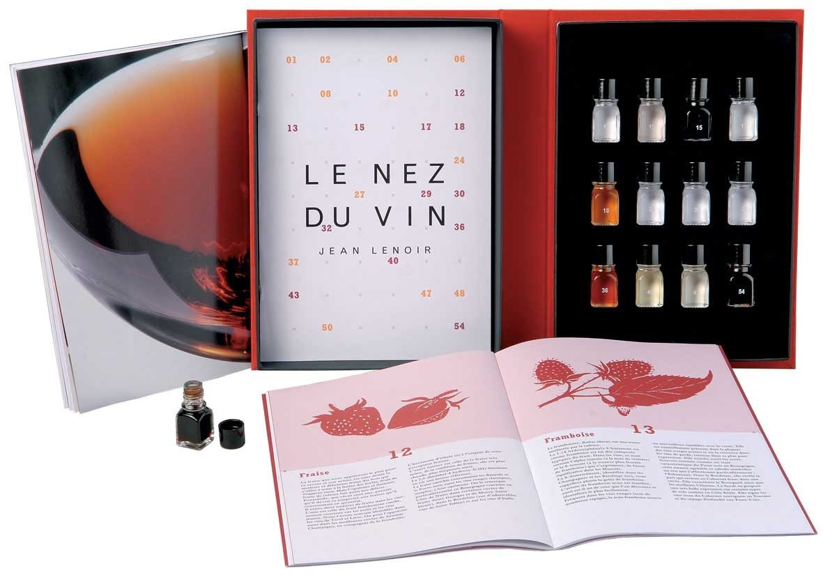 Le Nez du Vin® Vinos tintos