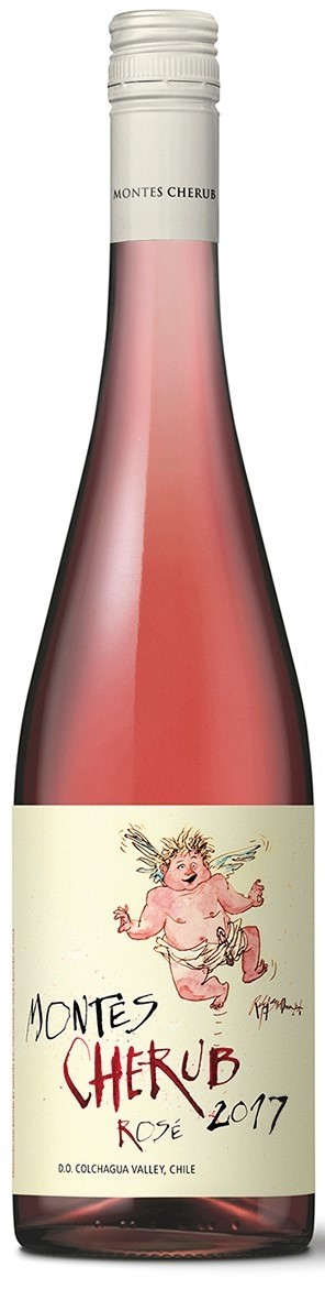 Viña Montes - Cherub - Rose - 2018