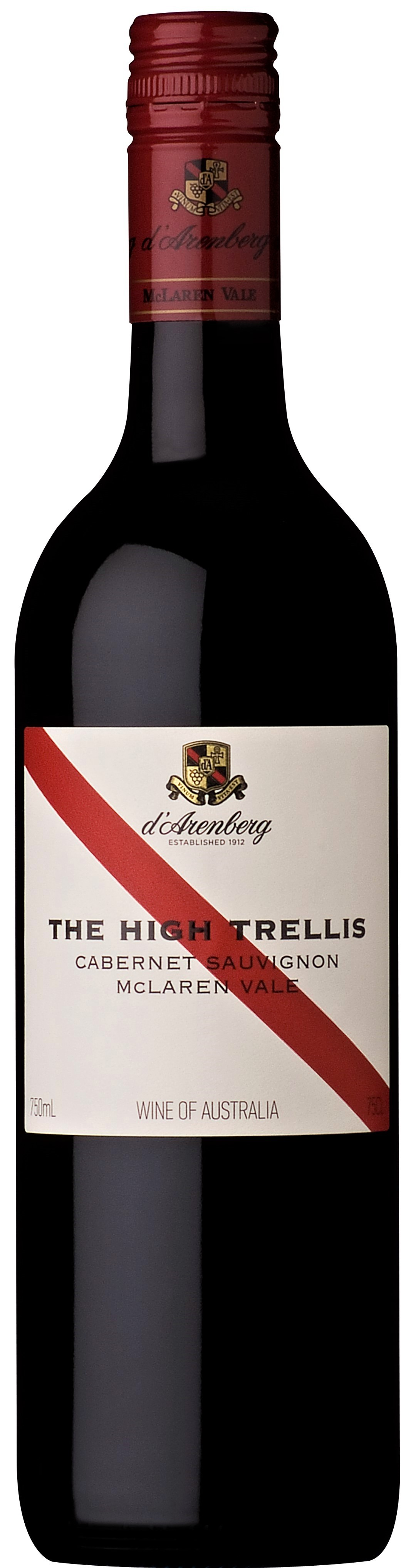 Bodega D'Arenberg - The High Trellis - 2015 McLaren Vale
