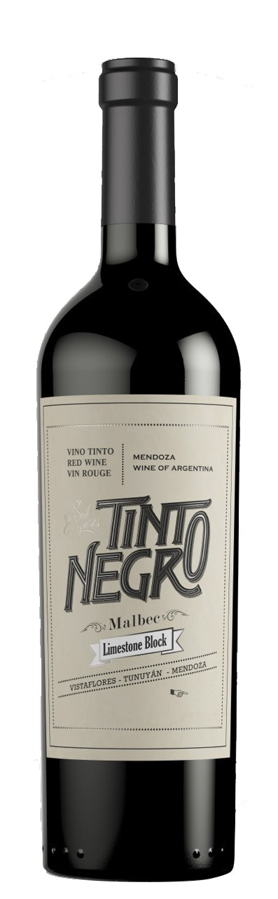 Bodega Tinto Negro - Limestone Block - 2016