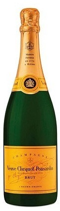 Veuve Clicquot - Yellow Label - Brut - Champagne
