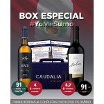 Caudalia Wine Box especial #YoMeSumo