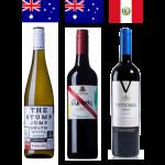 Pack mundialista Perú vs Australia
