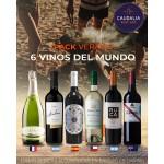 Pack 6 vinos verano 2020