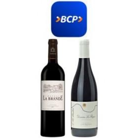 Box especial BCP: Vinos premium de Francia