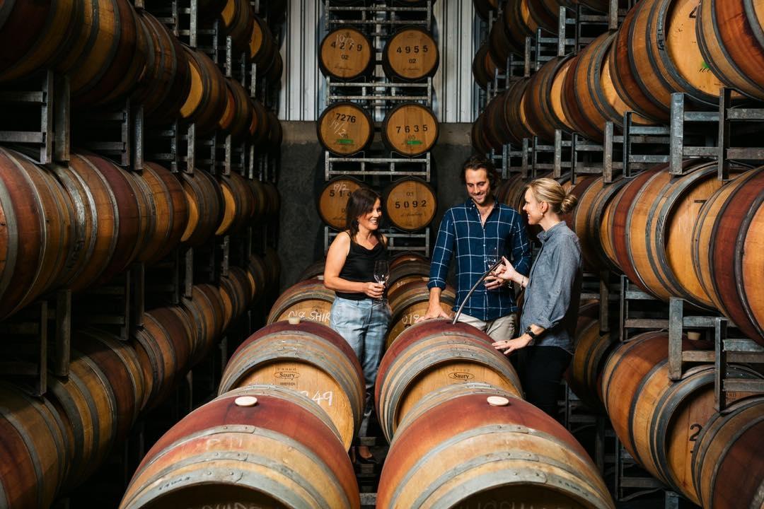 Caudalia wine Box agosto 2019 Australia tasting