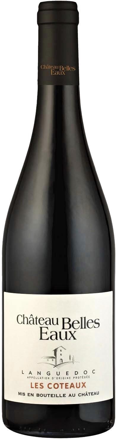 Caudalia wine Box Julio 2021 Francia Belles Eaux - Les Coteaux - Languedoc - 2018