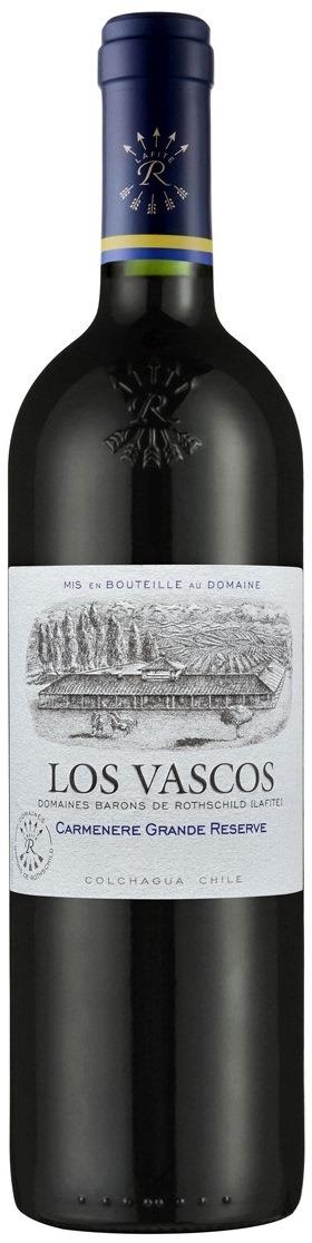 Caudalia Wine Box Noviembre 2016 Chile Los Vascos Carmenere