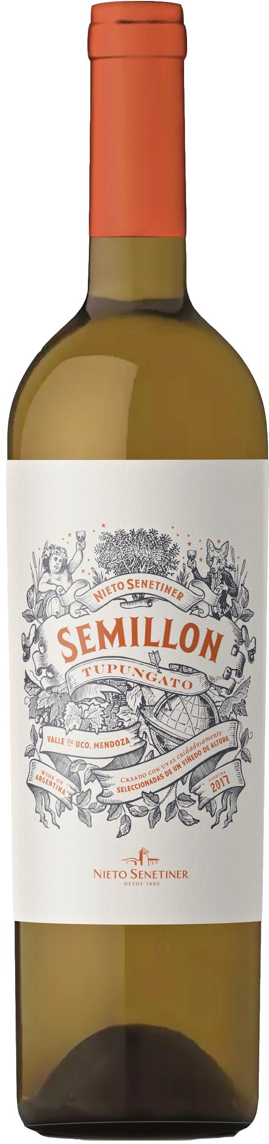 Caudalia wine Box February 2020 Semillon Argentina Nieto Senetiner