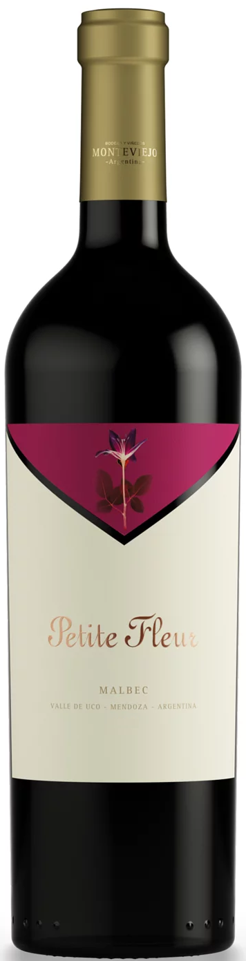 Caudalia wine Box Abril 2020 Bodega Monteviejo Petite Fleur Malbec argentina