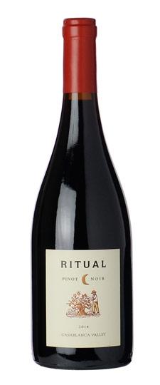 Caudalia Wine Box Agosto 2017 Chile Ritual Pinot Noir