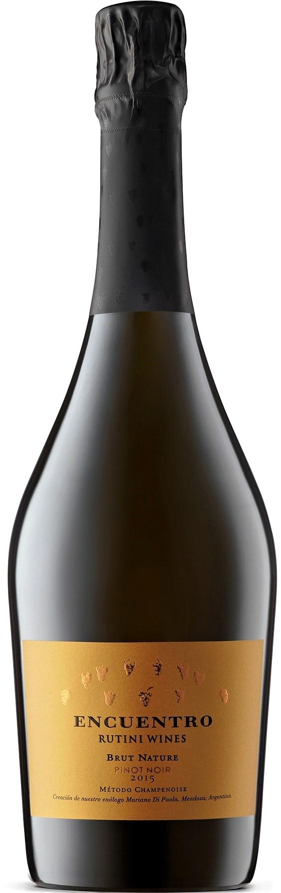 Caudalia wine Box Enero 2021 Espumante Pinot Noir Rutini Encuentro