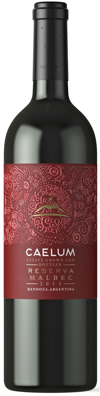 Caudalia wine Box Abril 2021 Caelum Malbec