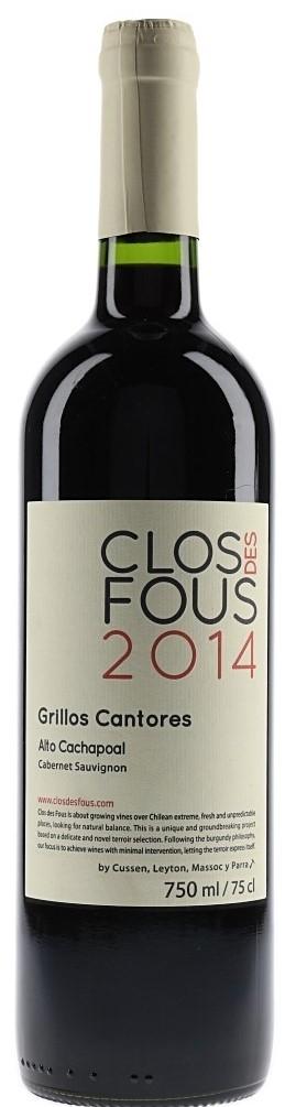Caudalia wine Box Septiembre 2020 Chile Clos des Fous