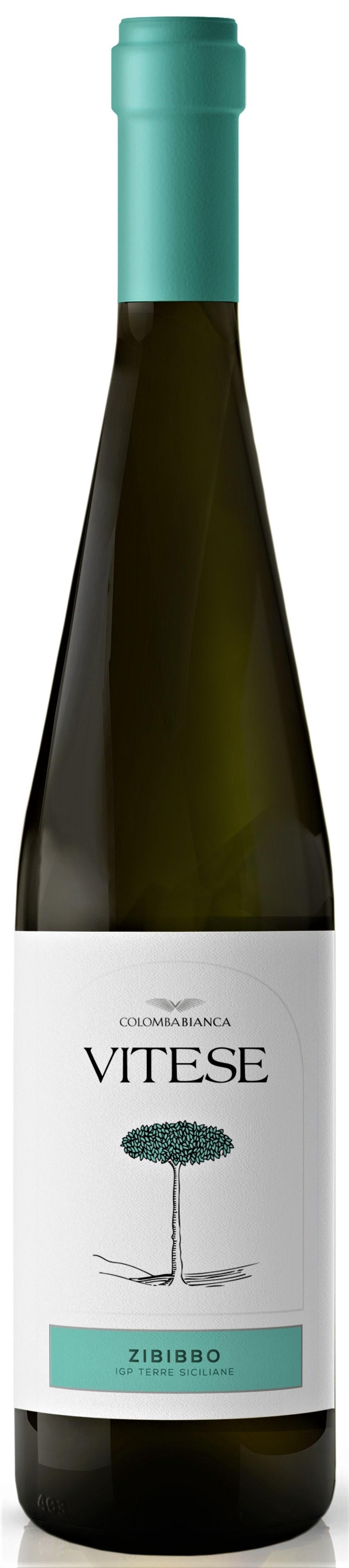 Caudalia wine Box Mayo 2021 Colomba Bianca Vitese Italia 2019 ZIBIBBO