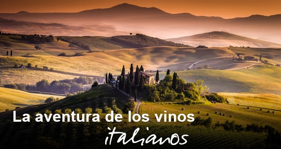Vinos de Italia Caudalia 1