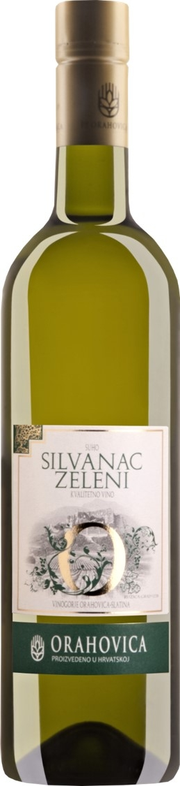 Caudalia wine Box Agosto 2021  Orahovica - Silvaner - 2019