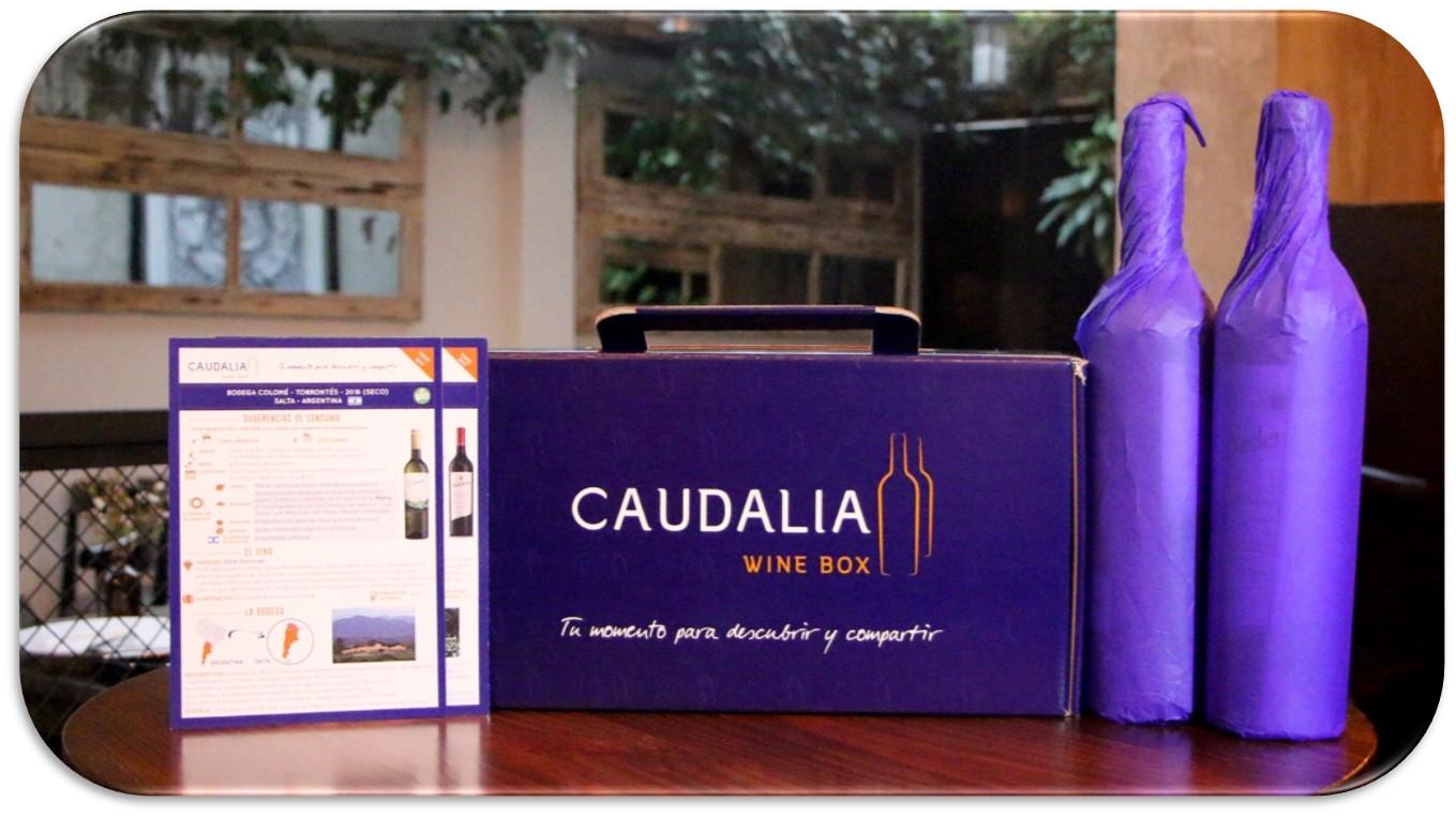 Caudalia Wine Box Sorpresa