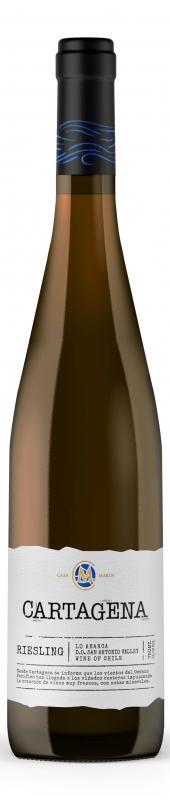 Caudalia wine Box Marzo 2021 Cartagena Riesling Casa Marin