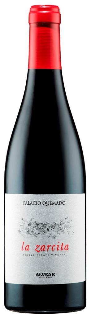 Caudalia Wine Box Octubre 2016 Bodega Palacio Quemado La Zarcita 2014 España