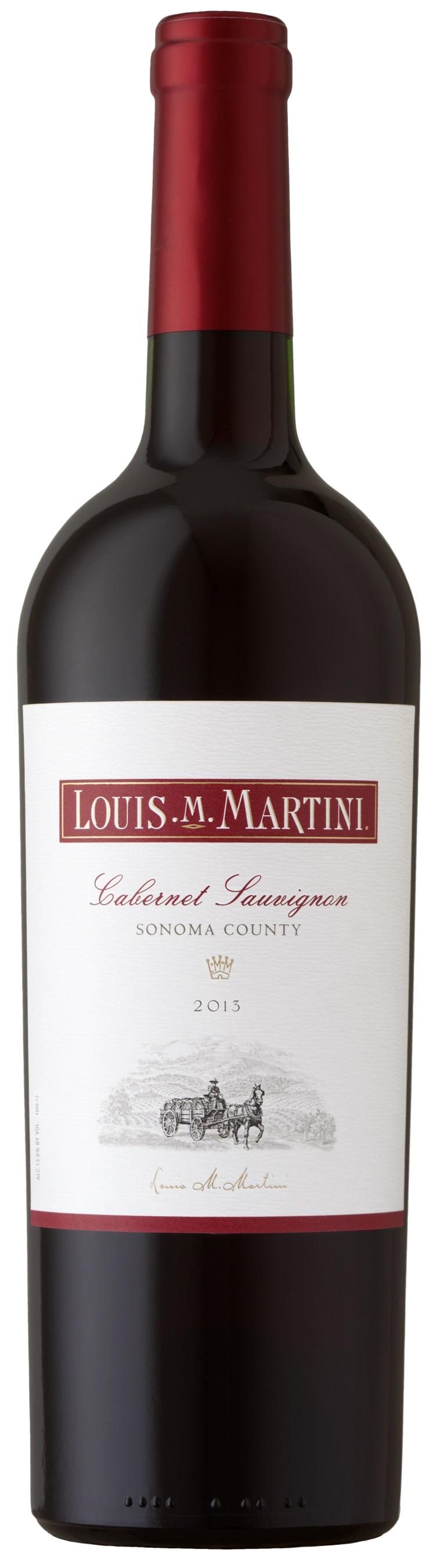 Caudalia Wine Box Agosto 2016 Bodega Luis M. Martini Cabernet Sauvignon 2013