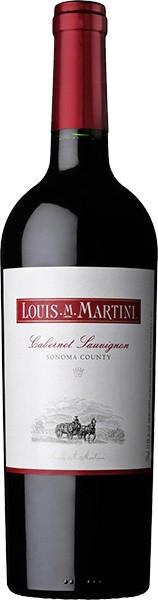 Louis M Martini Cabernet Sauvignon Sonoma EEUU Caudalia Wine Box Agosto 2016