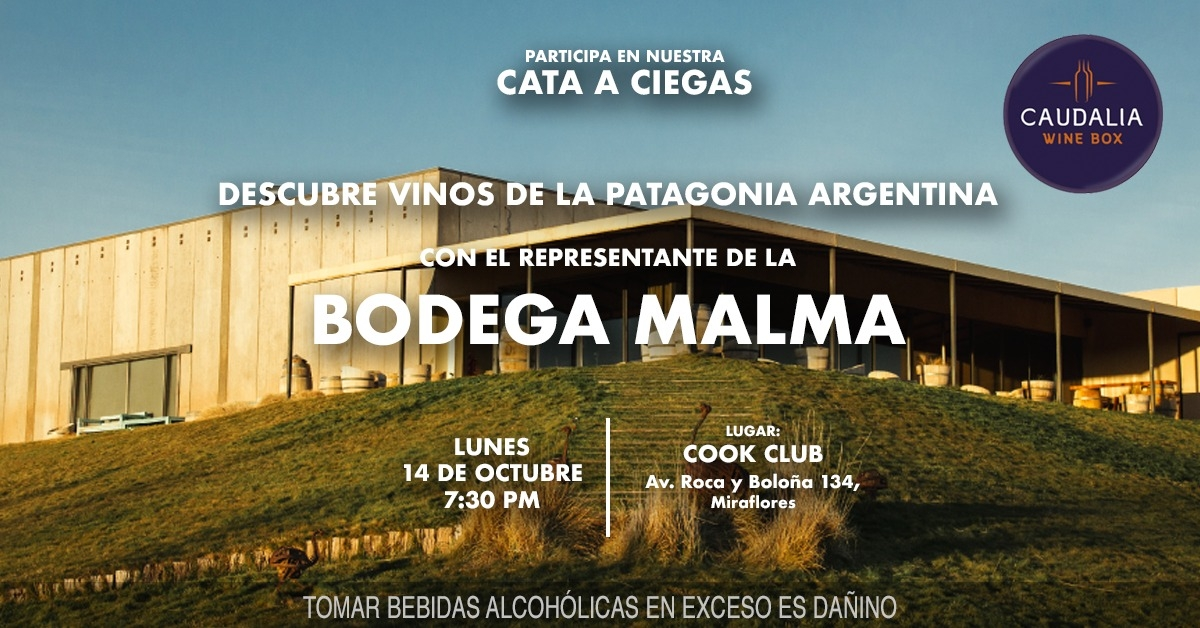 CAUDALIA WINE DISCOVERIES OCTUBRE 2019, BODEGA MALMA