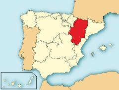 Mapa Garnacha Caudalia Wine Box Septiembre 2016