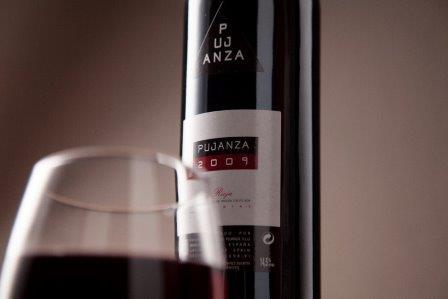 Pujanza 2009 Caudalia Wine Box Noviembre 2015