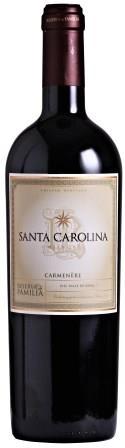 Vina Santa Carolina - Reserva de la Familia - Carmenère - 2013 Caudalia Wine Box Noviembre 2017