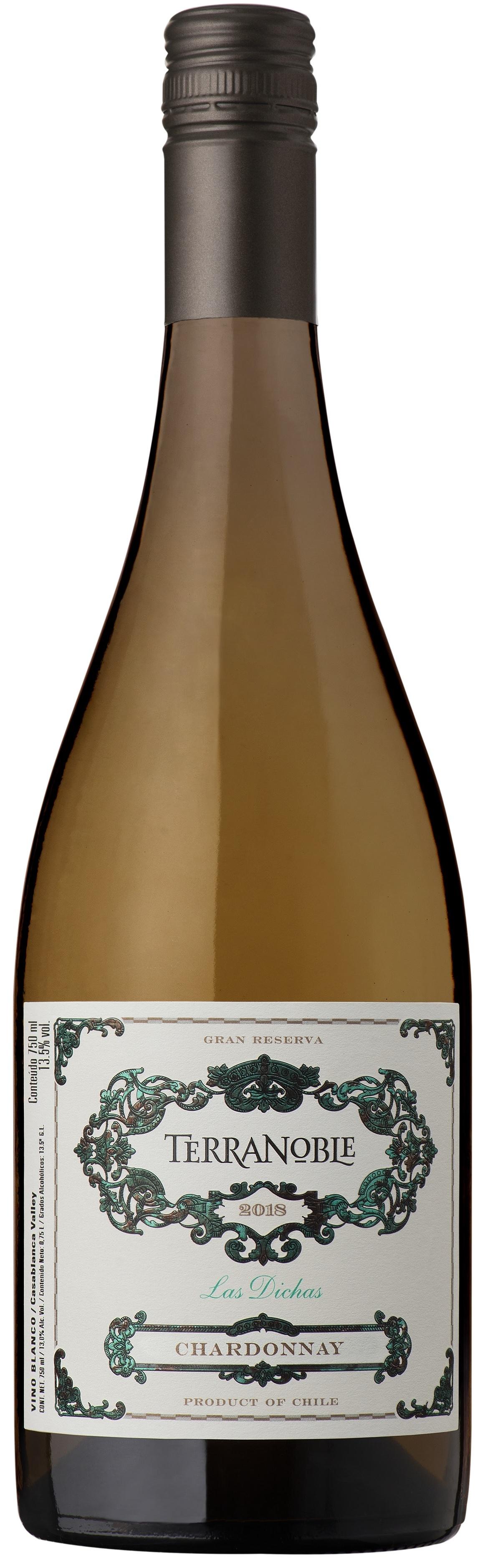 Caudalia wine Box Septiembre 2021 Chile Bodega Terranoble - Gran Reserva - Casablanca - Chile - 2018