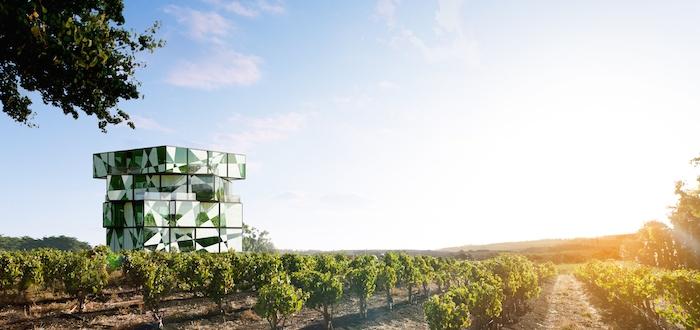 Caudalia wine Box agosto 2019 Australia bodega
