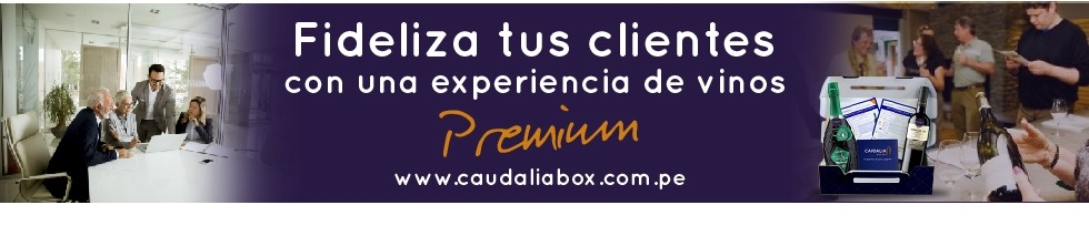 Regalos corporativos Caudalia Wine Box