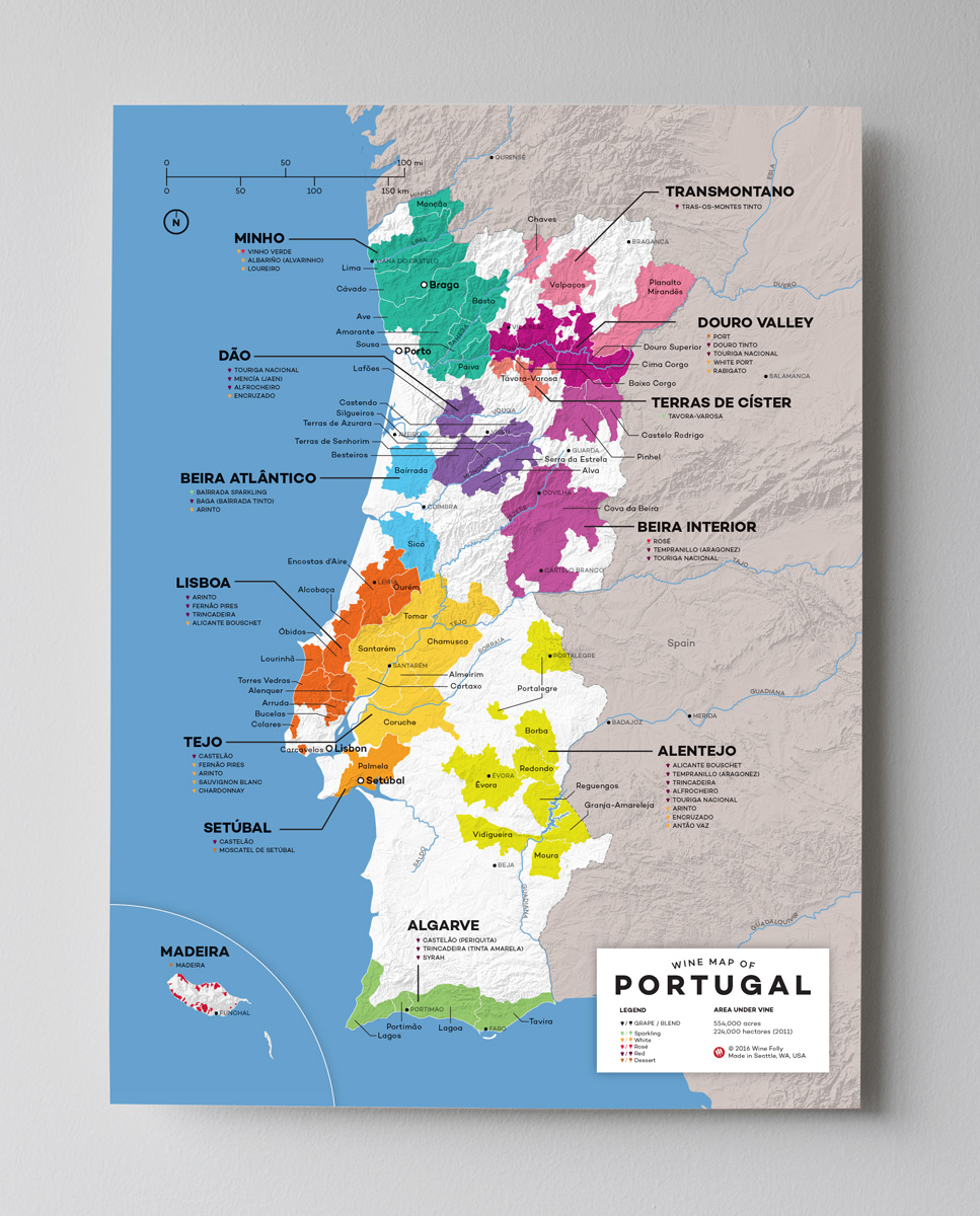 vinos portugal Caudalia Wine Box Enero 2017