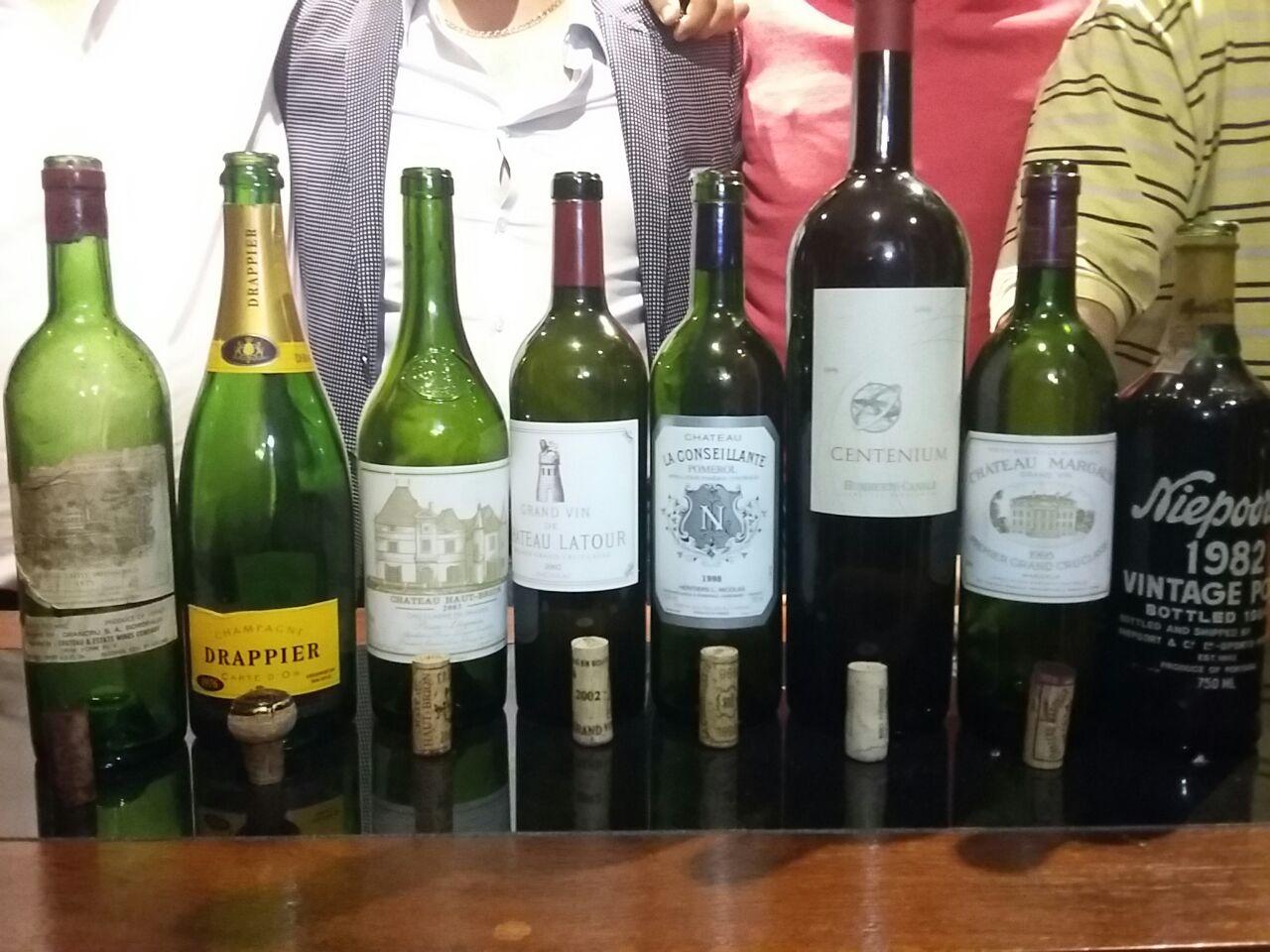 Cata premium Caudalia Wine Box 2