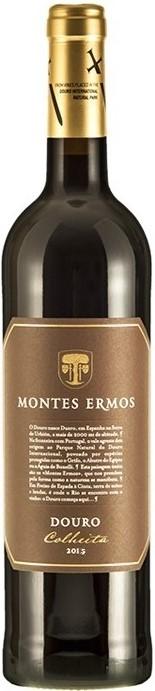 Caudalia wine Box Junio 2021 MONTES ERMOS - COLHEITA - 2019 DOURO Portugal